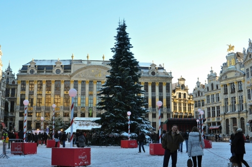 La Grand Place, Brussels