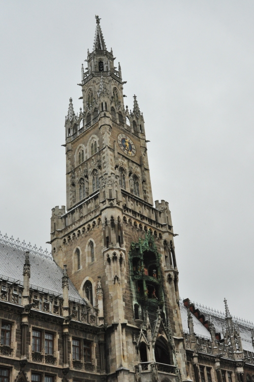 New Town Hall Towner, Munich