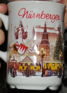 Nurnberger Christmas Mug