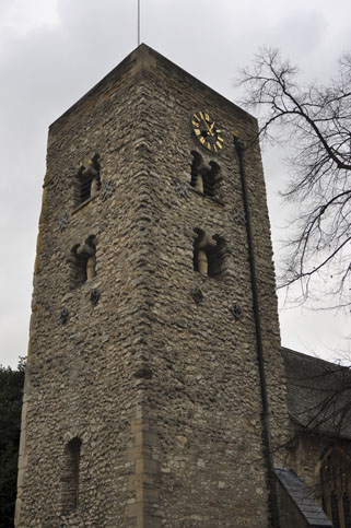 Saxton Tower