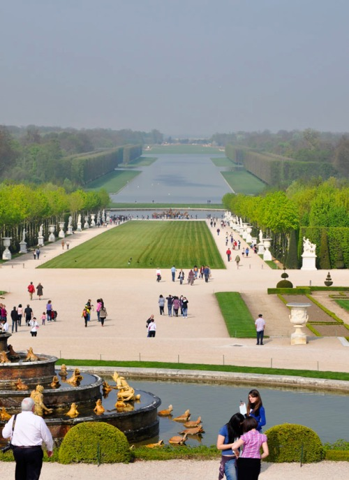 Domain/Gardens of Versailles