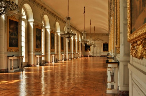 Inside of Grand Trianon