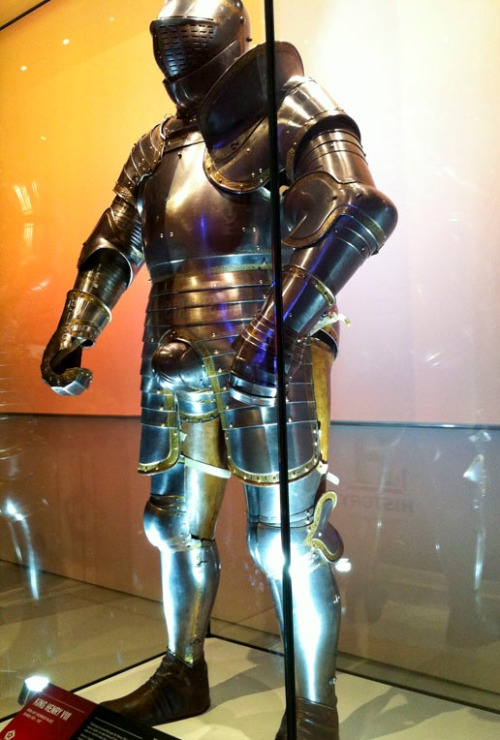 Henry VIII's Suit of Armor