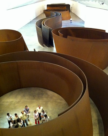 The Matter of Time by Richard Serra