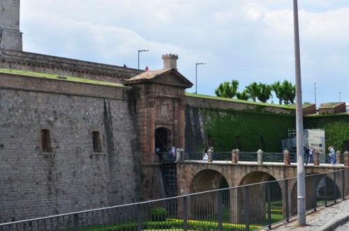 Montjuïc Castle