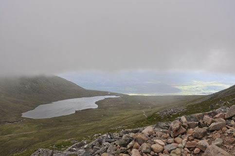Another View from Ben Nevis Trail