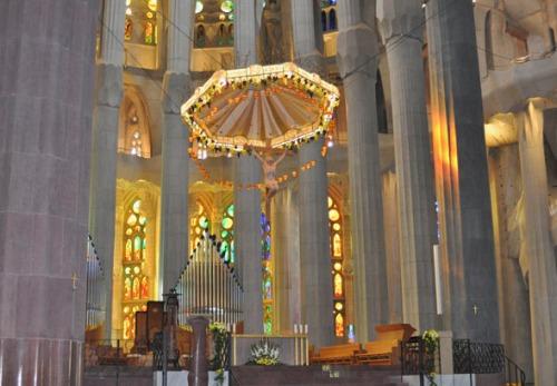 La Sagrada Família Altar