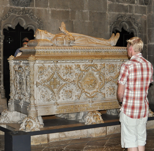 Tomb of Vasco Da Gama