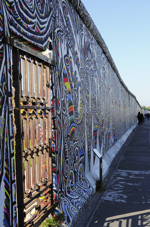 Berlin Wall - East
