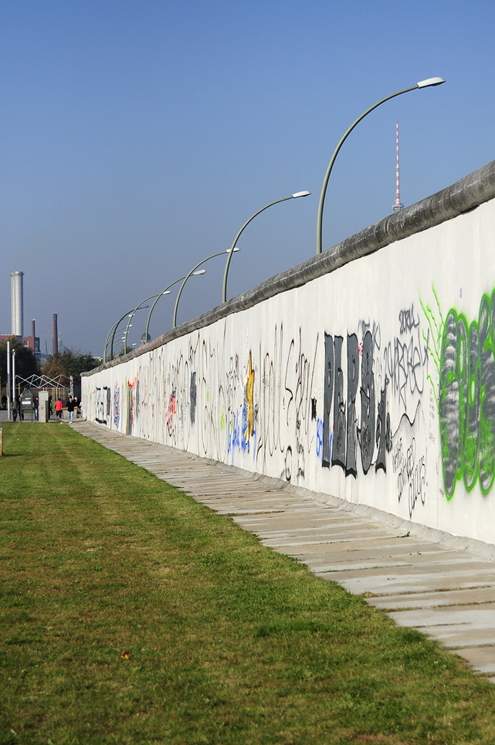 Berlin Wall - West