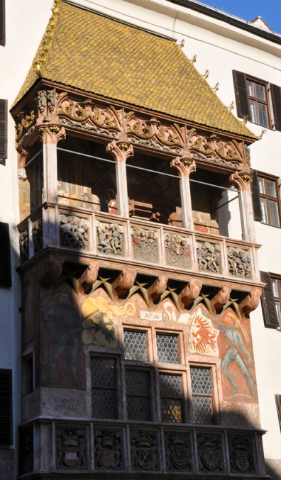 The Golden Roof