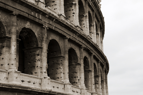 Colosseum Up Close