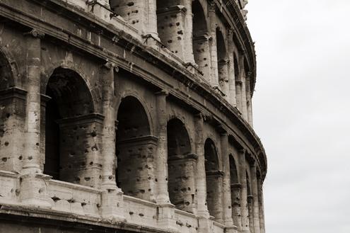 Colosseum Up Close