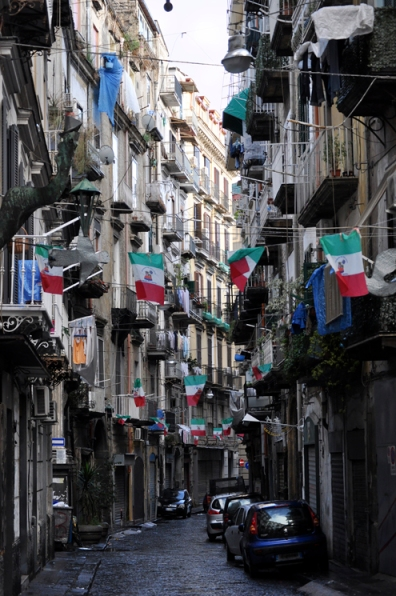 Streets of Naples