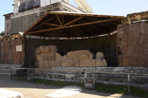 Temple of Julius Ceasar