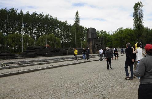 Auschwitz-Birkenau Memorial