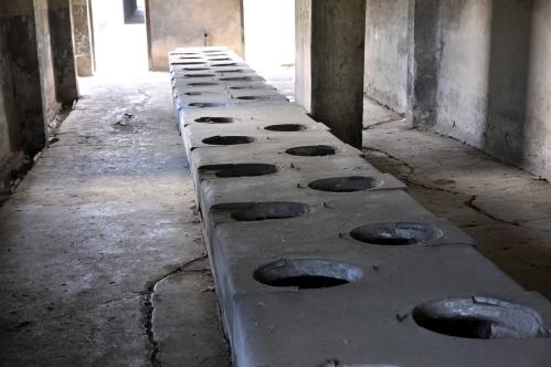 Prisoner's Toilets