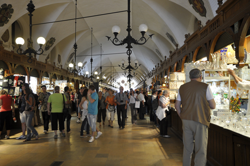 Cloth Hall Interior