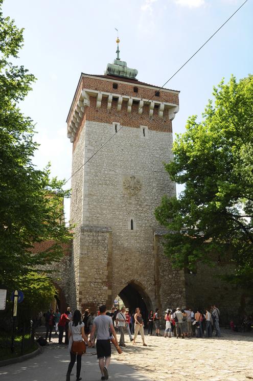 Floriańska Gate