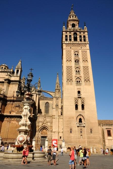 La Giralda - Seville Cathedral