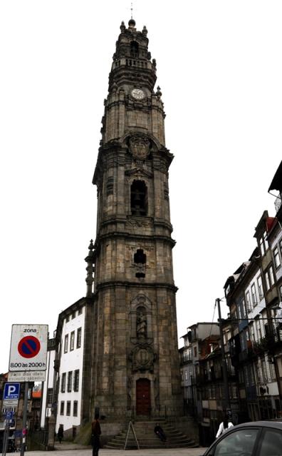 Torres dos Clérigos