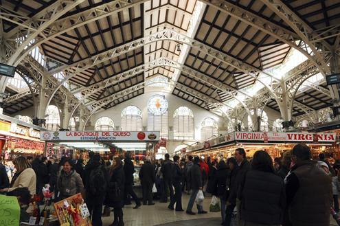 Mercado Central Interior