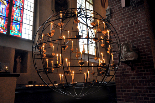 The Candle Globe