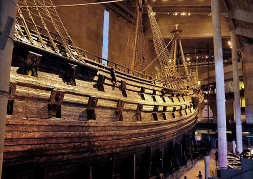 The Vasa Warship
